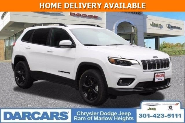 Jeep Cherokee Altitude >> 2020 Jeep Cherokee Altitude 4x4